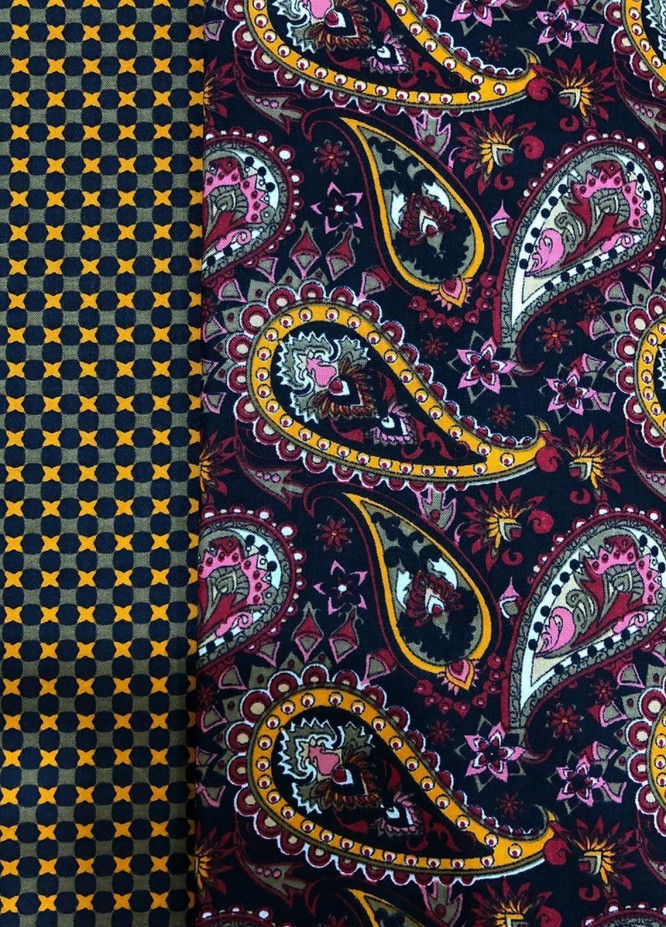 Ittehad Textiles Printed Linen Unstitched 2 Piece Suit ITD19HL 10B - Winter Collection