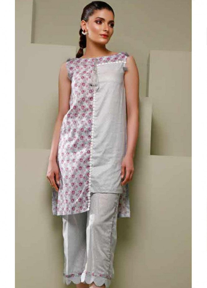Ittehad Textiles Printed Lawn Unstitched 2 Piece Suit ITD20MS 002C - Summer Collection