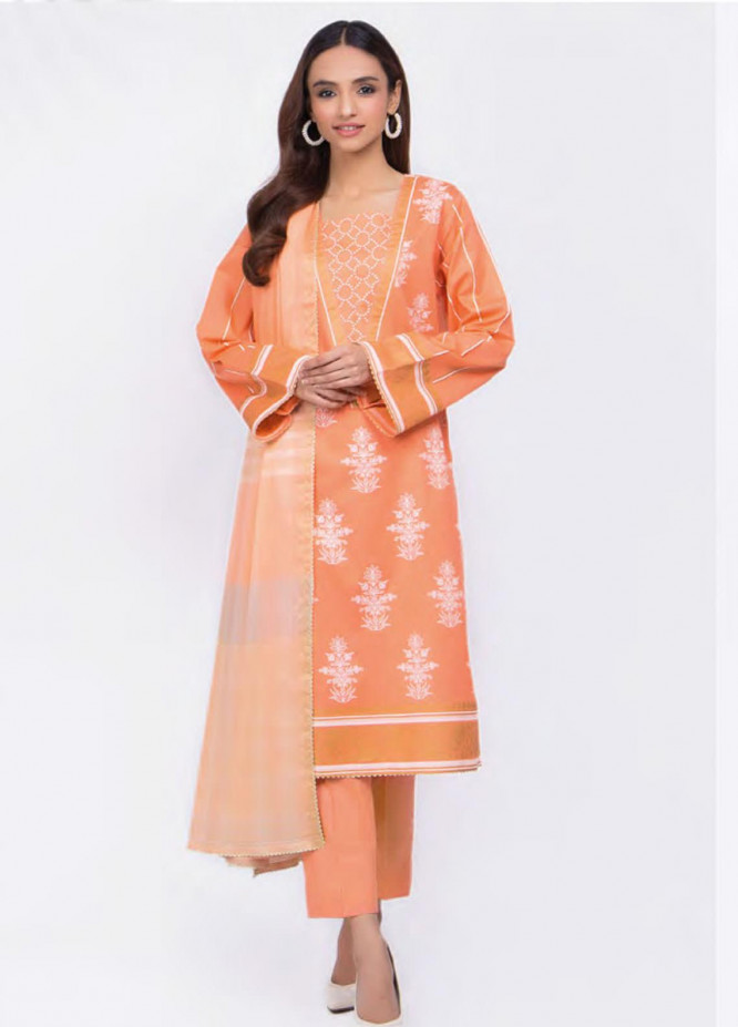 Mirage by Orient Textiles Printed Lawn Unstitched 3 Piece Suit OT20M OTL-20-132/A - Spring / Summer Collection