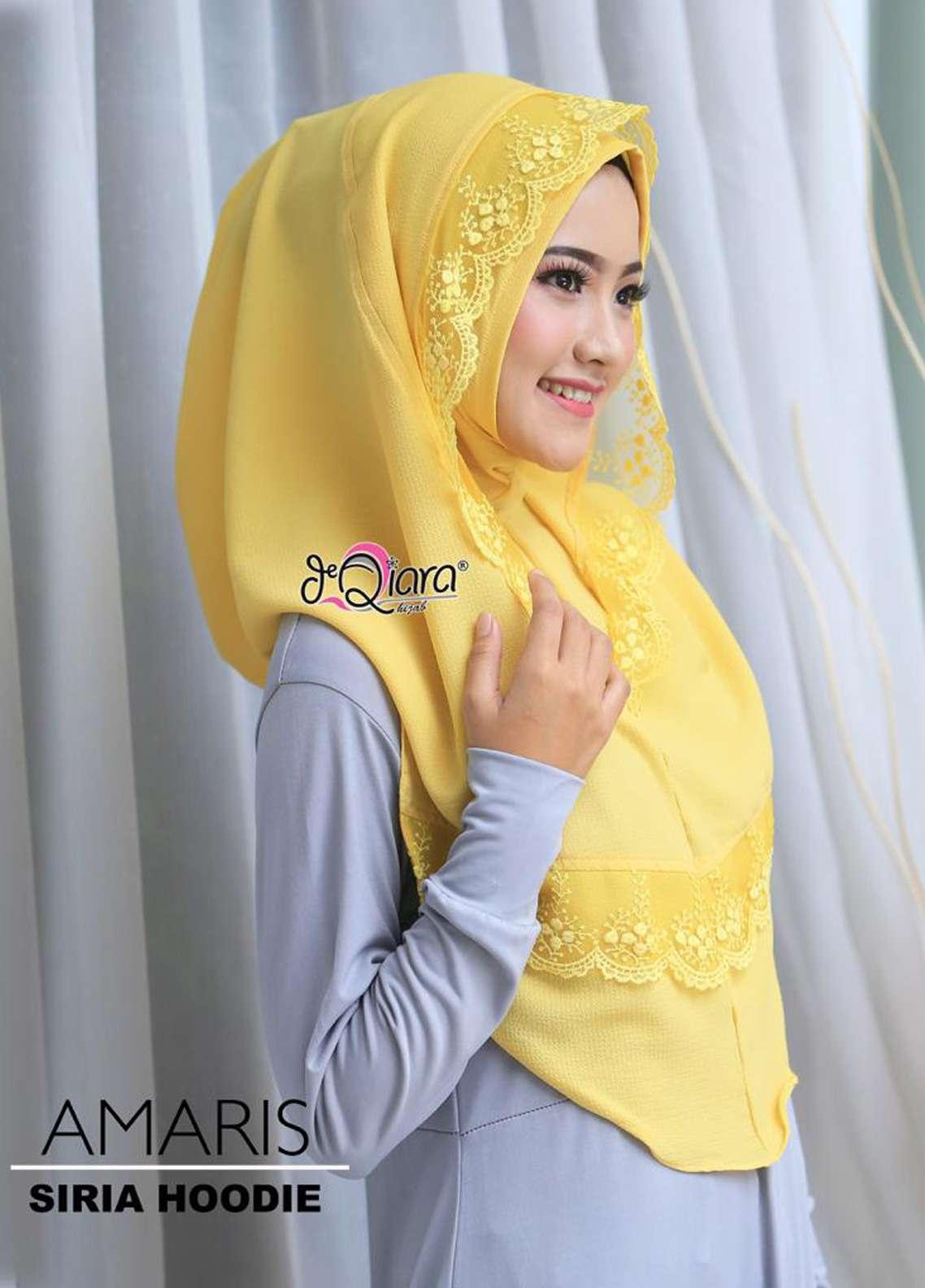 DeQiara  Bubble Pop  Ladies Scarves HH DeQiara Amaris 02 Yellow