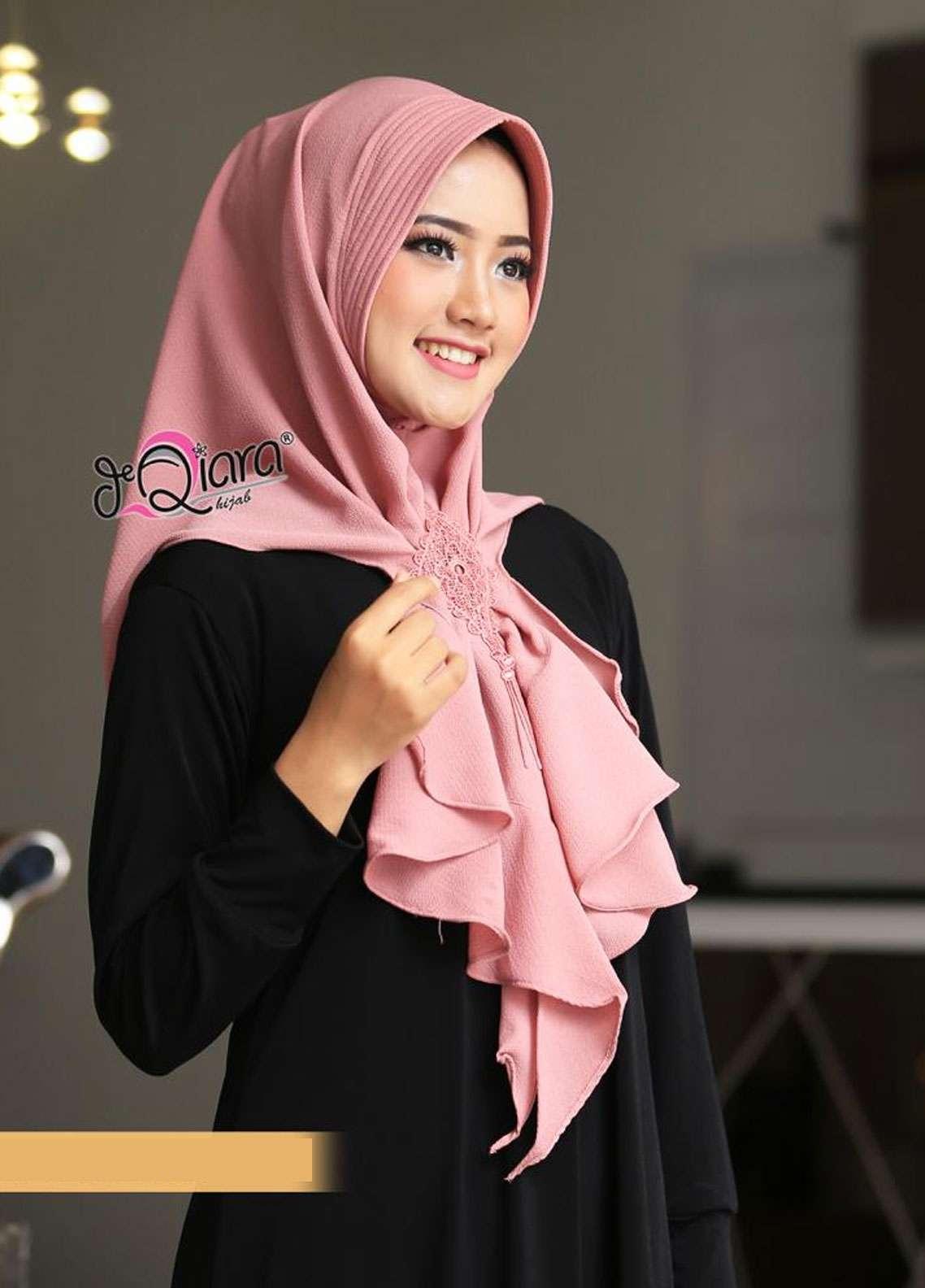 DeQiara  Bubble Pop  Ladies Scarves HH DeQiara Medina 06 Pink