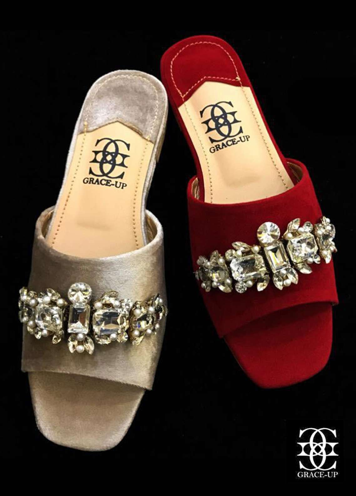 Grace Up Shoes Casual Style  Heel Shoes O745
