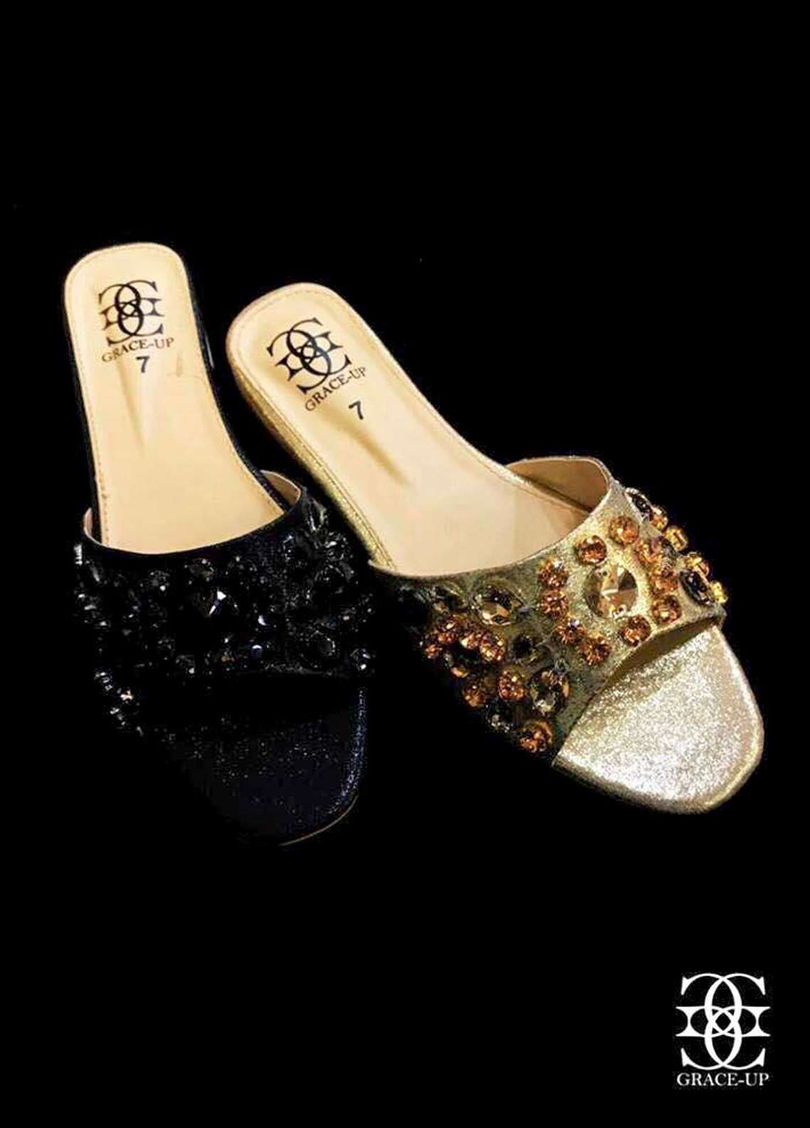 Grace Up Shoes Casual Style  Heel Shoes O765
