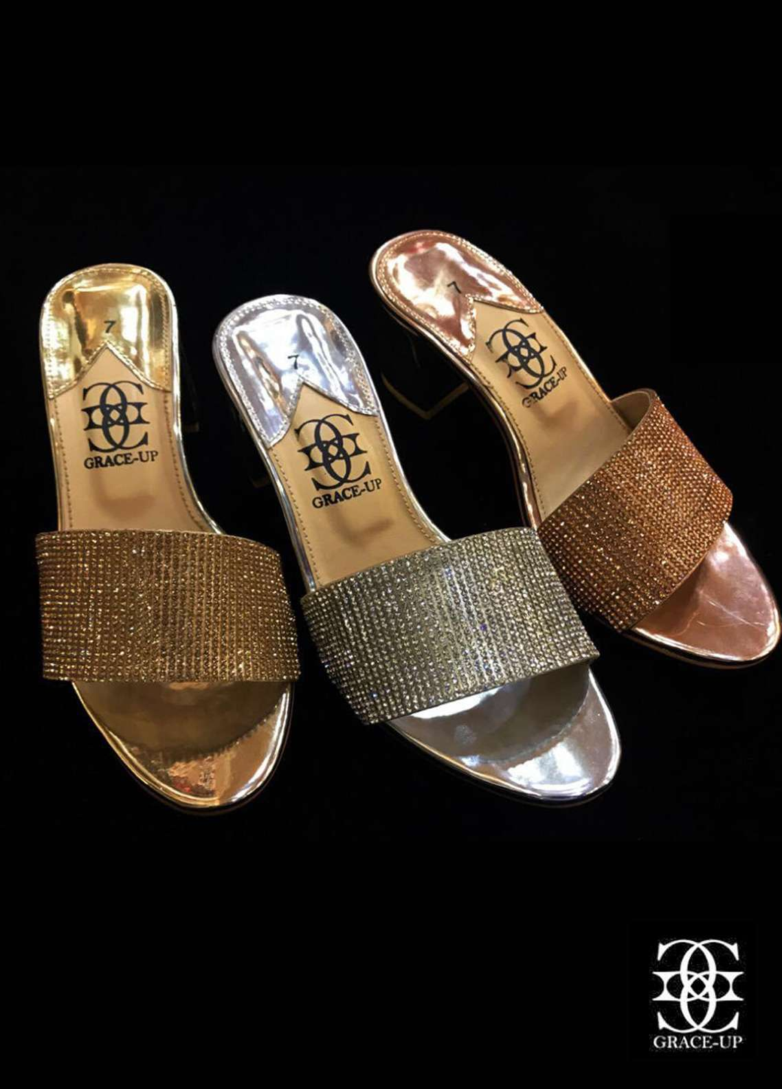 Grace Up Shoes Casual Style  Heel Shoes O849