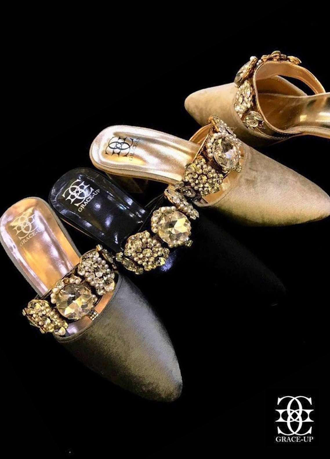 Grace Up Shoes Casual Style  Heel Shoes O864