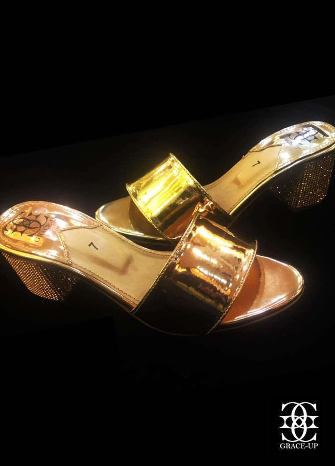 Grace Up Shoes Casual Style  Heel Shoes O867