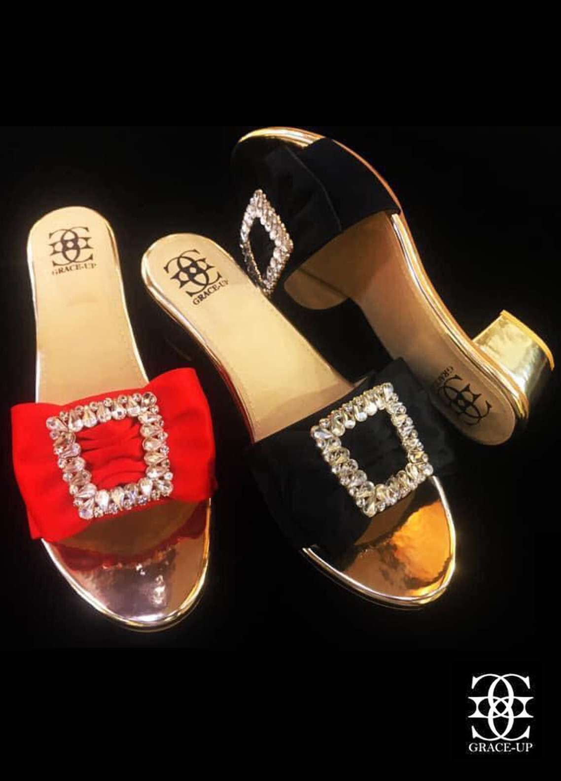 Grace Up Shoes Casual Style  Heel Shoes O869