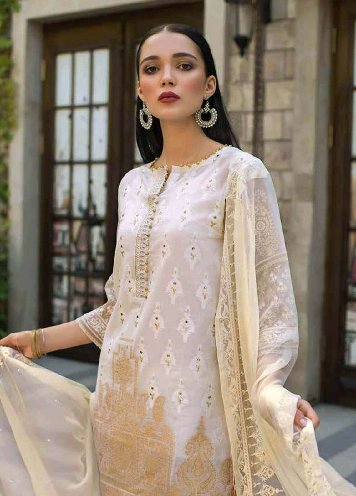 068f70735e Gul Ahmed Formal Brights Unstitched Collection 2019 | Gul Ahmed ...
