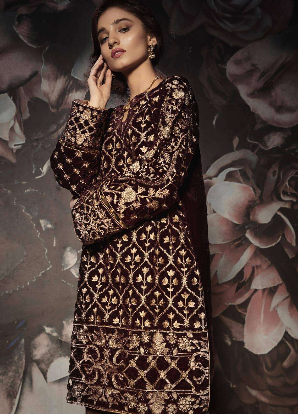 23d79a449f Gulaal Online: Gulaal Embroidery Lawn, Chiffon, Eid Collection 2019 ...