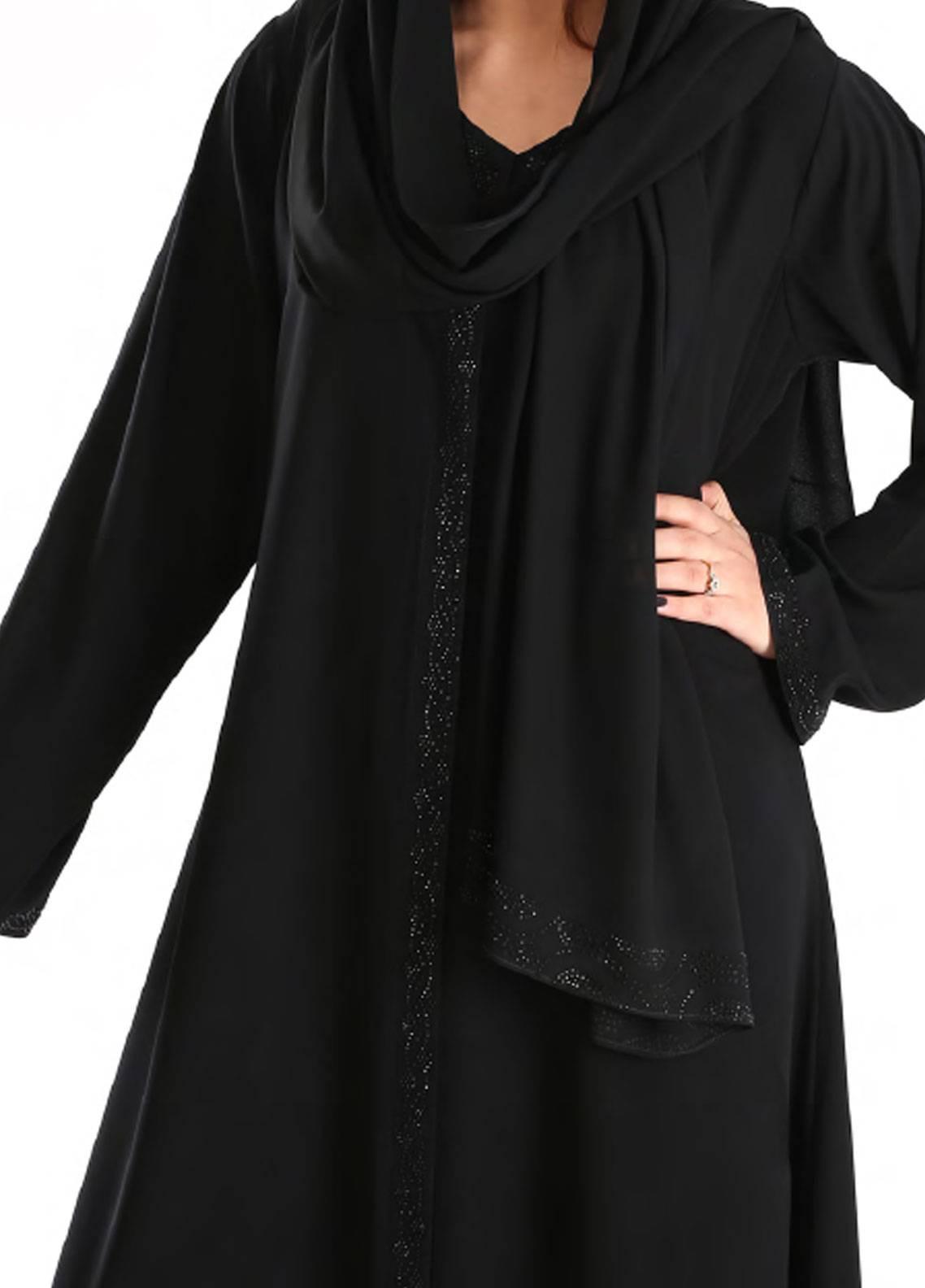 Hijab ul Hareem Formal  Stitched Abaya 0121-C-935