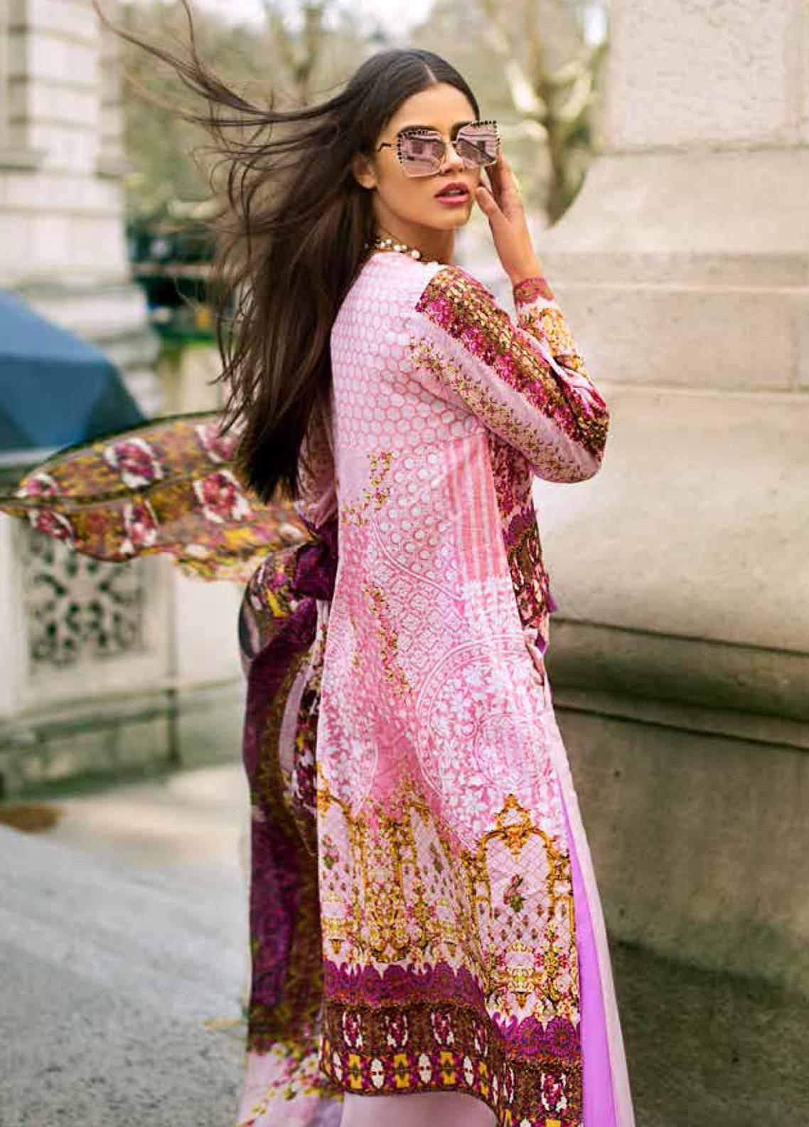 964415c190 Honey Waqar Online: Honey Waqar Lawn Suits Collection 2019 - Buy ...