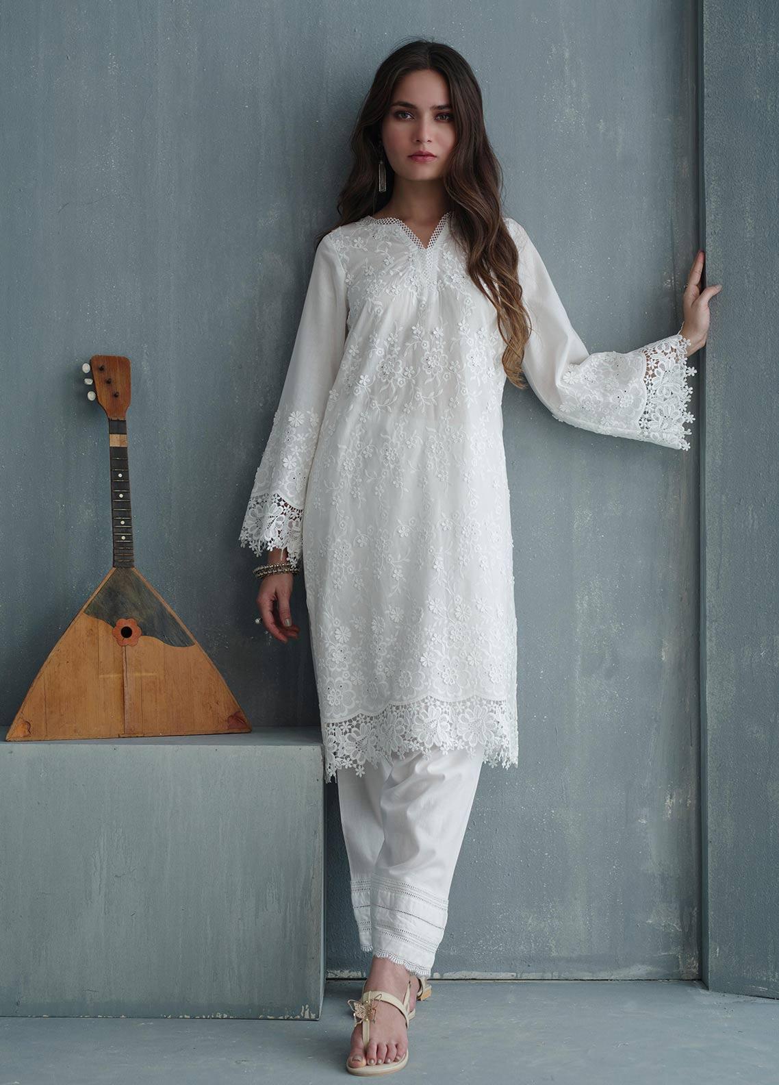 Image Embroidered Cotton Stitched Kurtis IMG19EP 780 DIVA