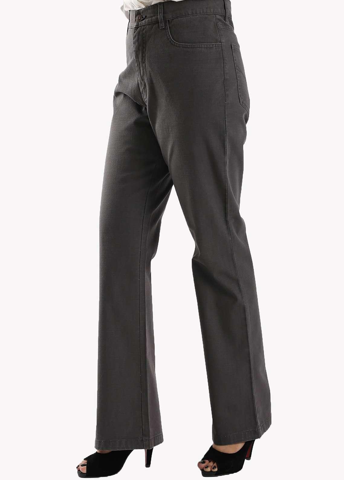 Bien Habille Ladies Jeans Gunmetal