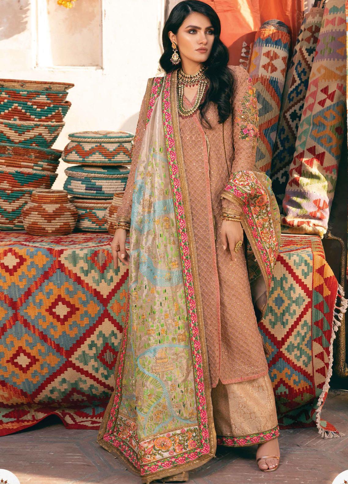Rang Rasiya RR21HC 01 Heritage Collectables - The Wedding Series Fahad Hussyan