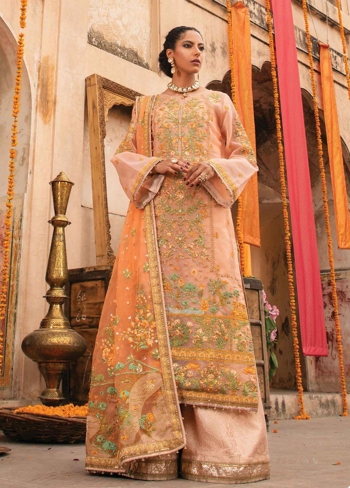 Rang Rasiya RR21HC 04 PATEERAB Heritage Collectables - The Wedding Series Fahad Hussyan