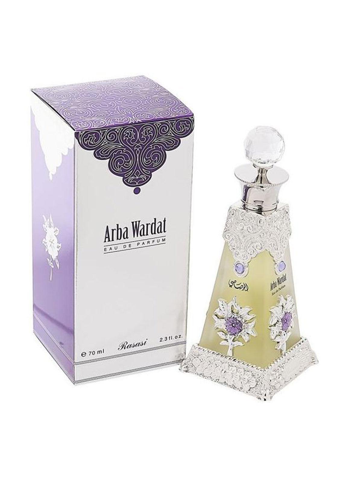 Rasasi Rasasi Arba Wardat men's perfume EDP