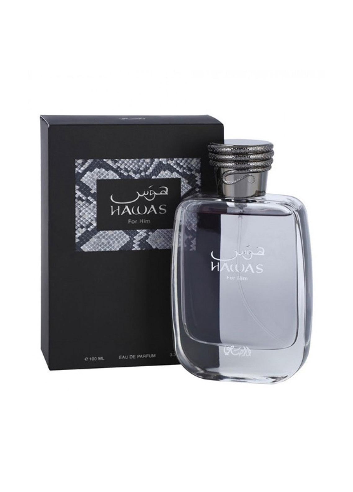 Rasasi Rasasi Hawas men's perfume EDP