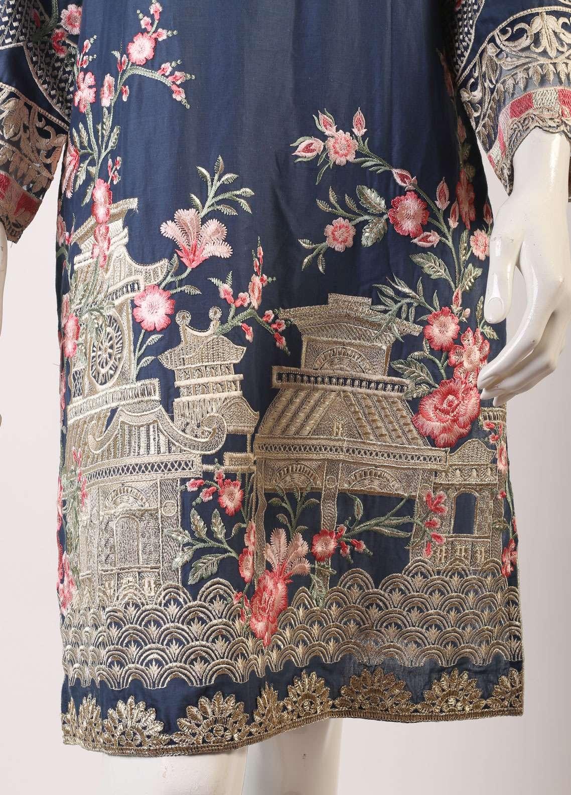 Rangreza Embroidered  Stitched Kurtis RGR18K US-513