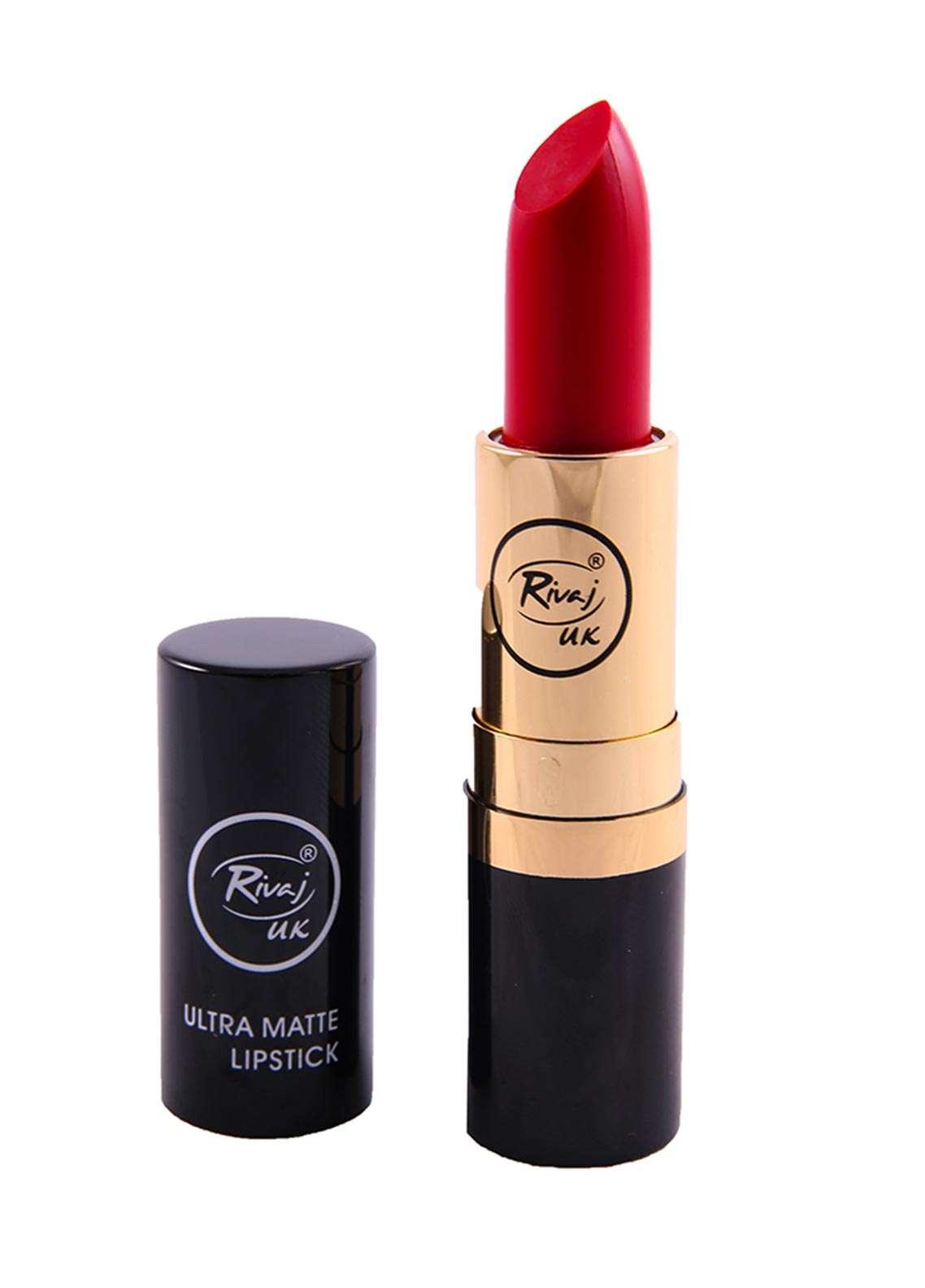Rivaj UK Ultra Matte Lipstick - 13