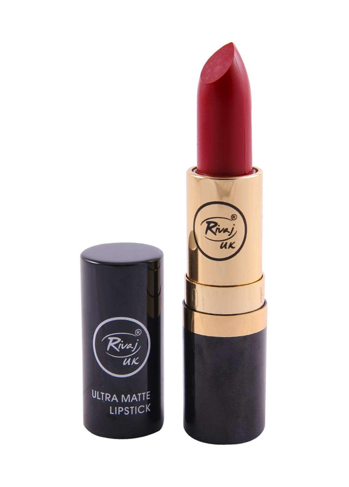 Rivaj UK Ultra Matte Lipstick - 22