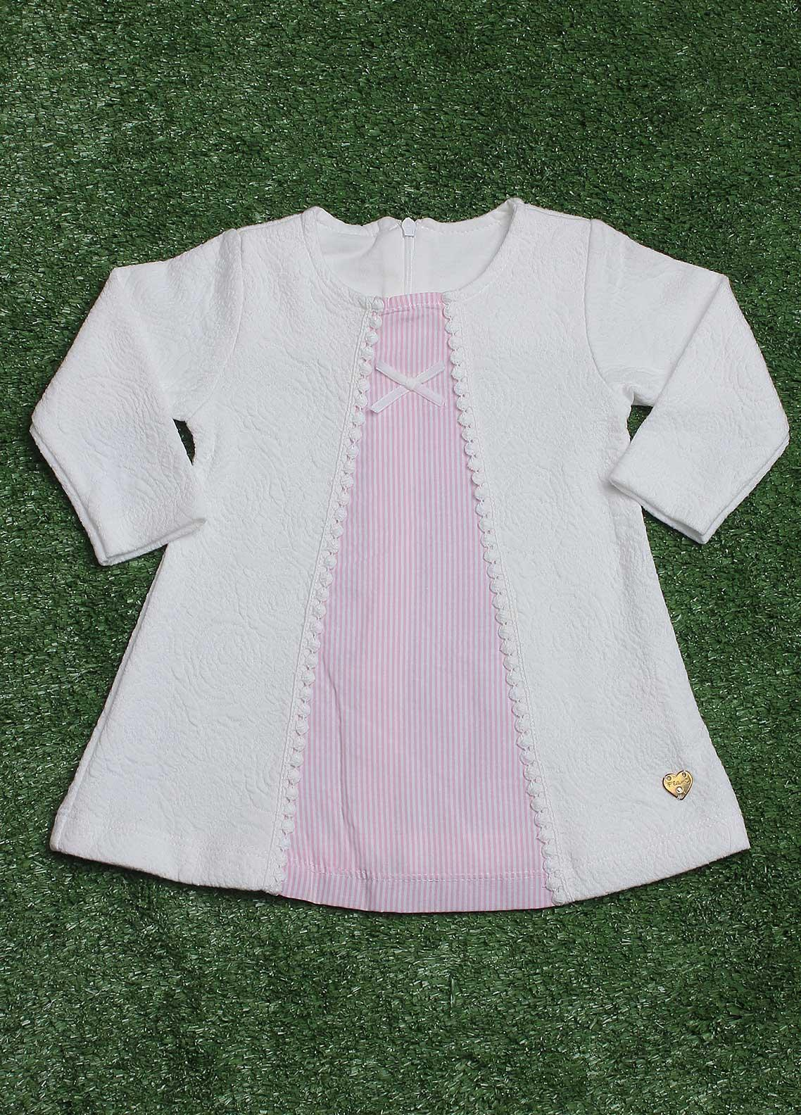 Sanaulla Exclusive Range  Fancy Tops for Girls -  229220 Off White
