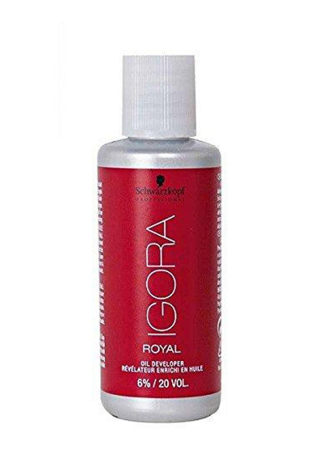 Schwarzkopf Igora Royal Developer 6 Percent - 60ml