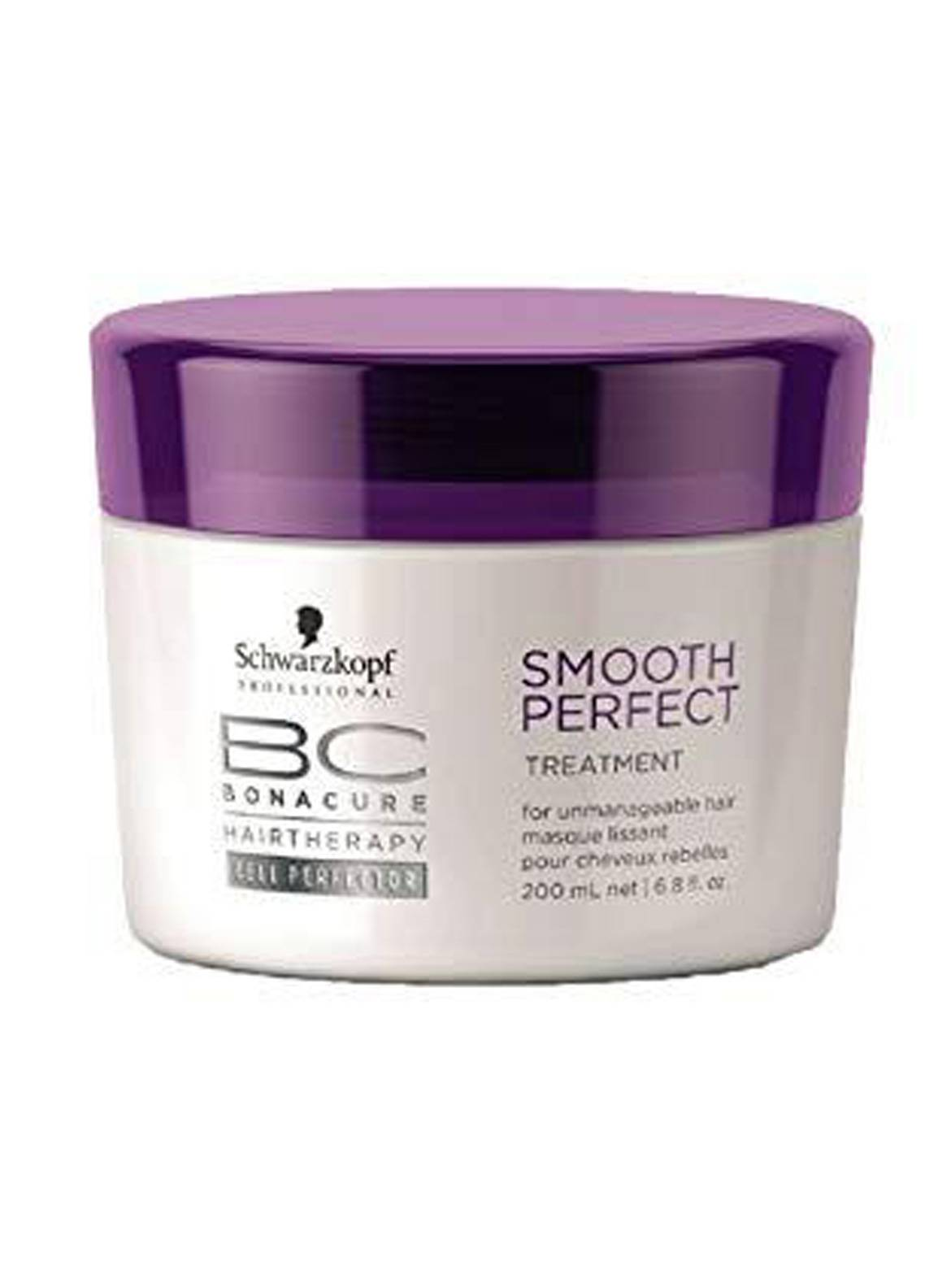 Schwarzkopf BC Smooth Perfect Treatment - 200ml