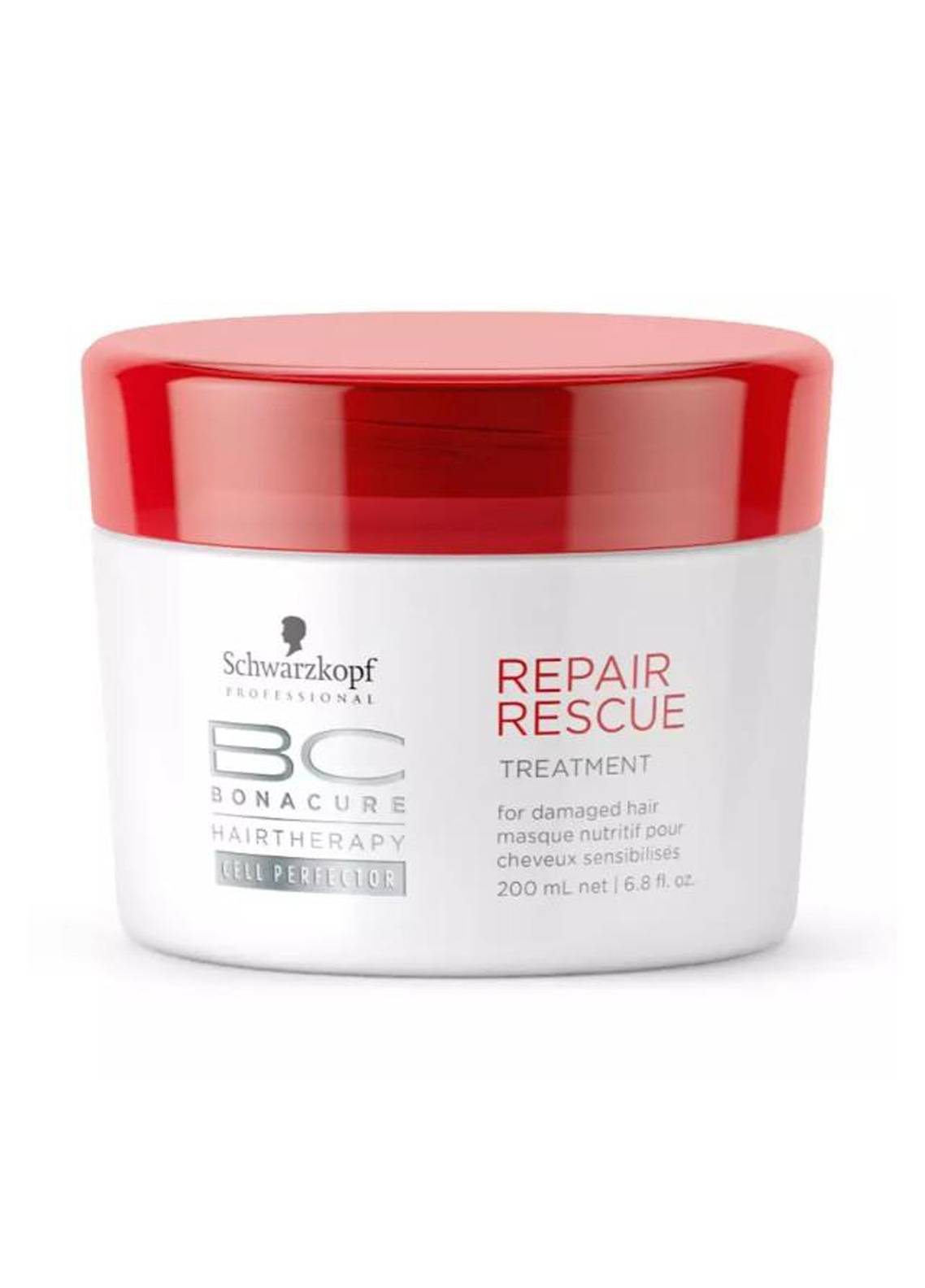 Schwarzkopf BC Bonacure Repair Rescue Treatment - 250ml