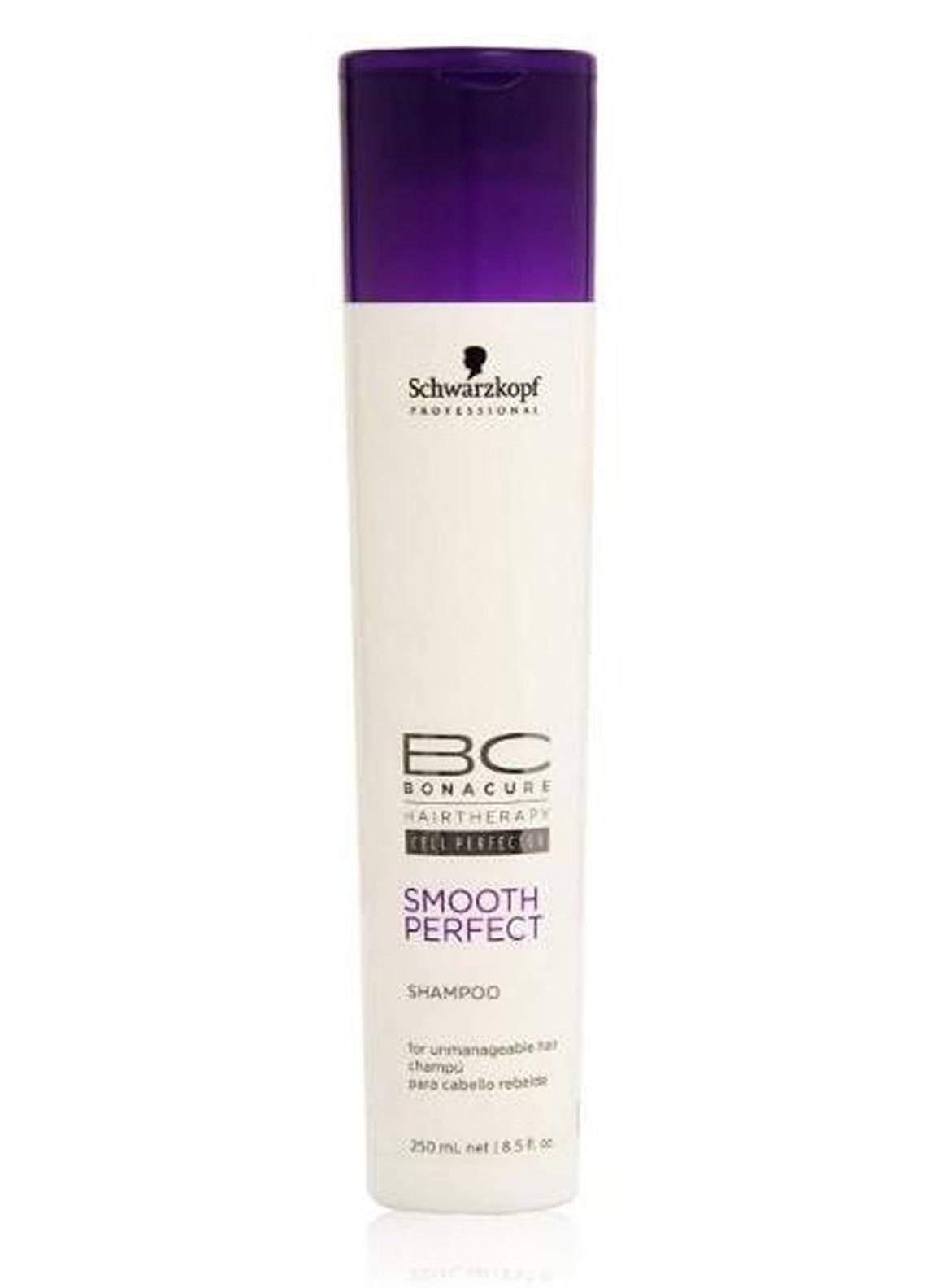 Schwarzkopf BC Smooth Perfect Shampoo 250 ml