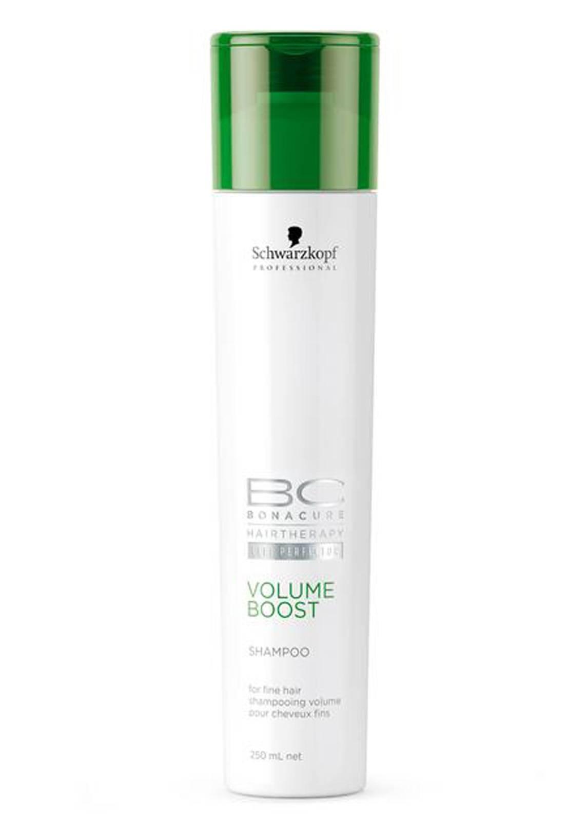 Schwarzkopf BC Volume Boost Shampoo - 250ml