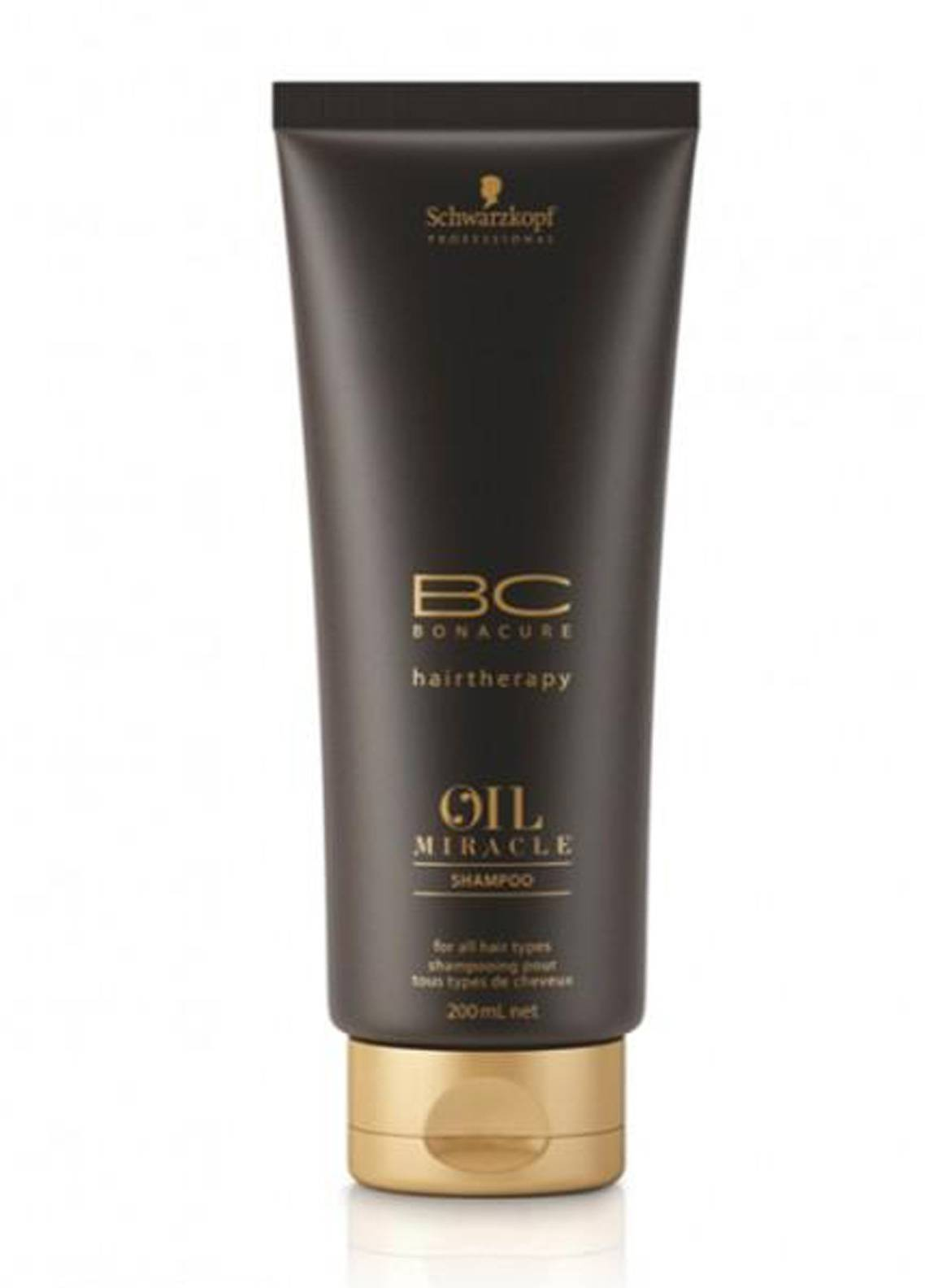 Schwarzkopf BC Oil Miracle Shampoo - 200ml