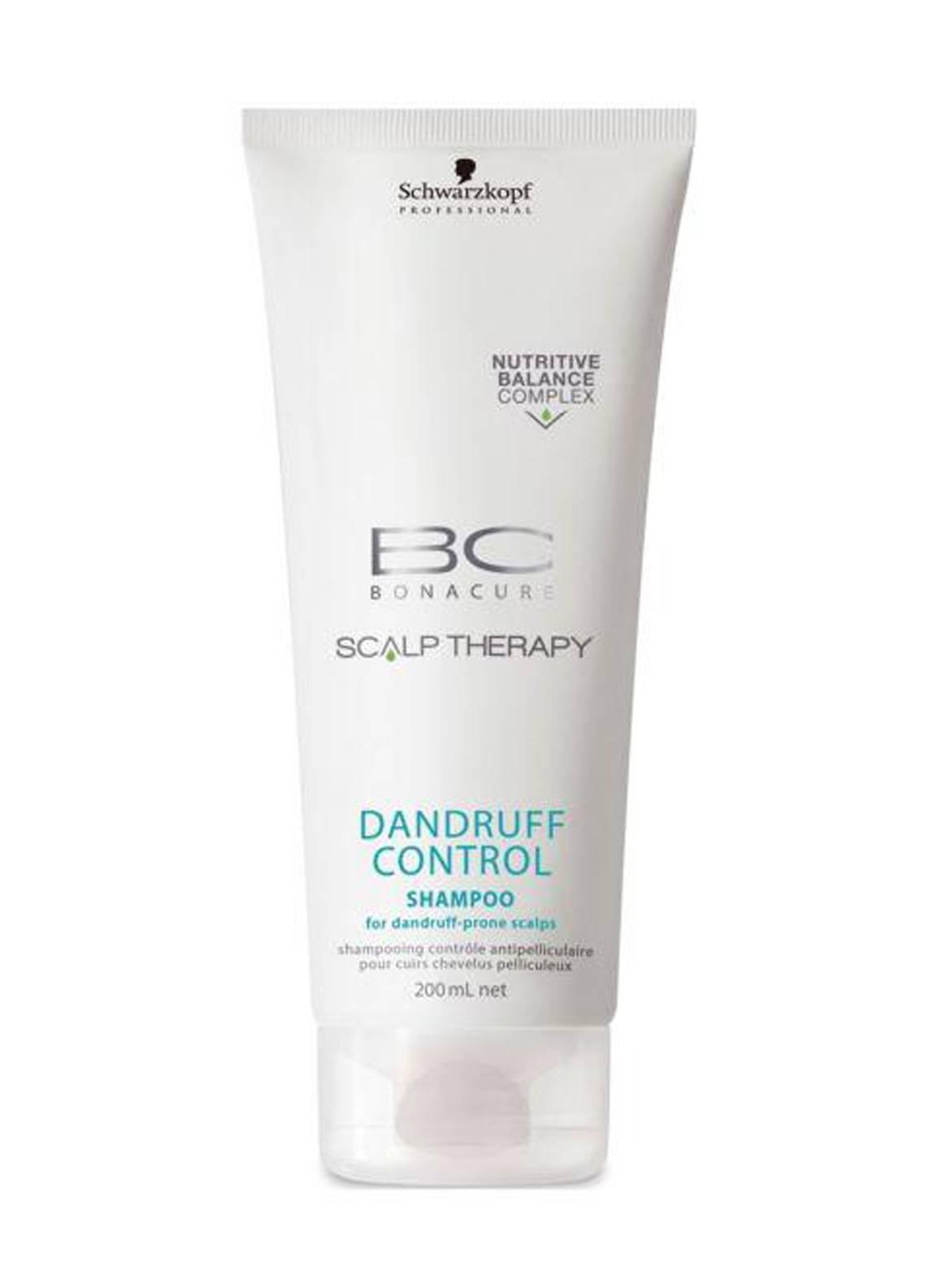 Schwarzkopf Bonacure Scalp Genesis Anti Dandruff Shampoo - 200ml