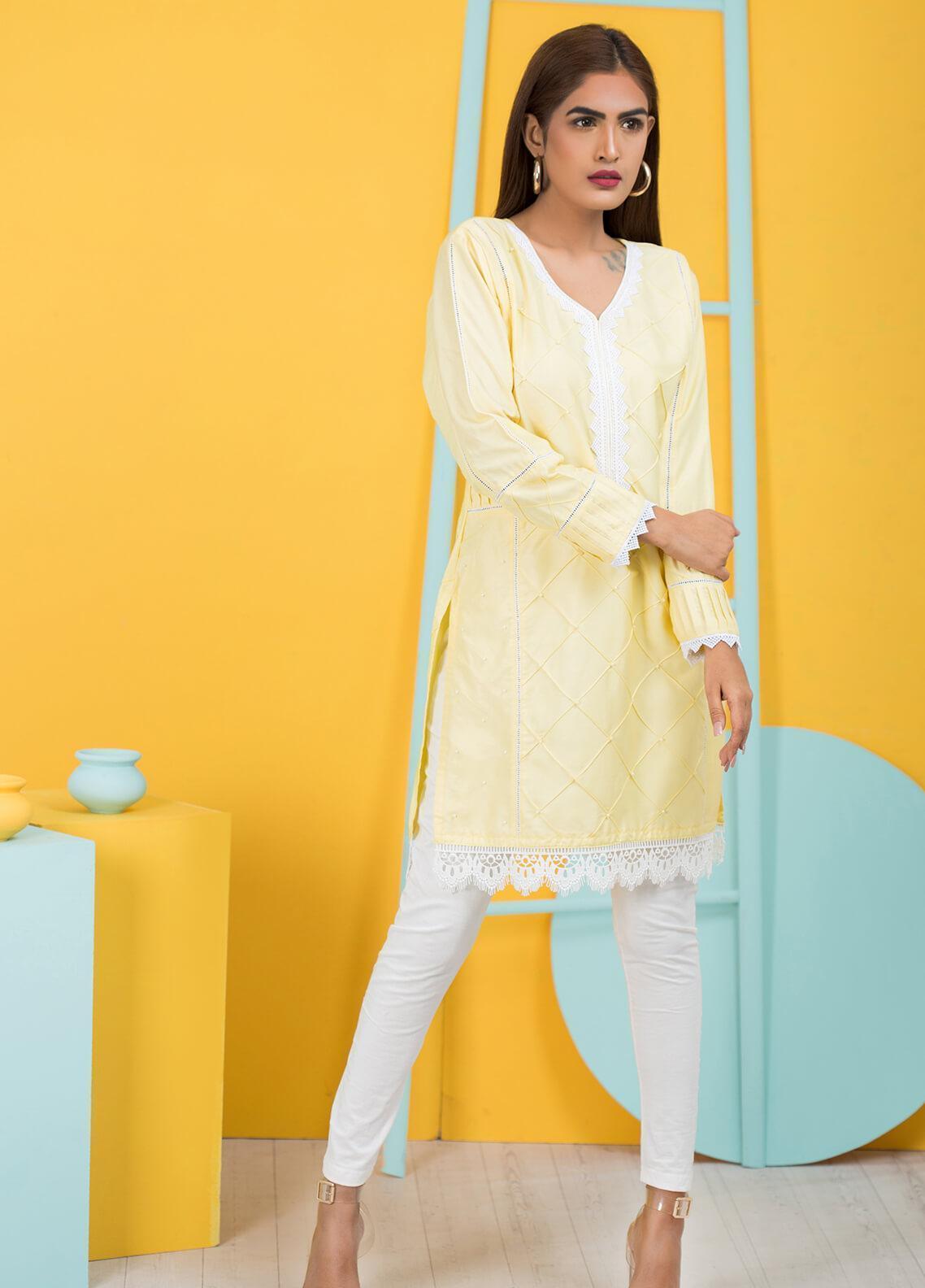 Sidra Mumtaz Embroidered Cotton Silk Stitched 3 Piece Suit SEATTLE