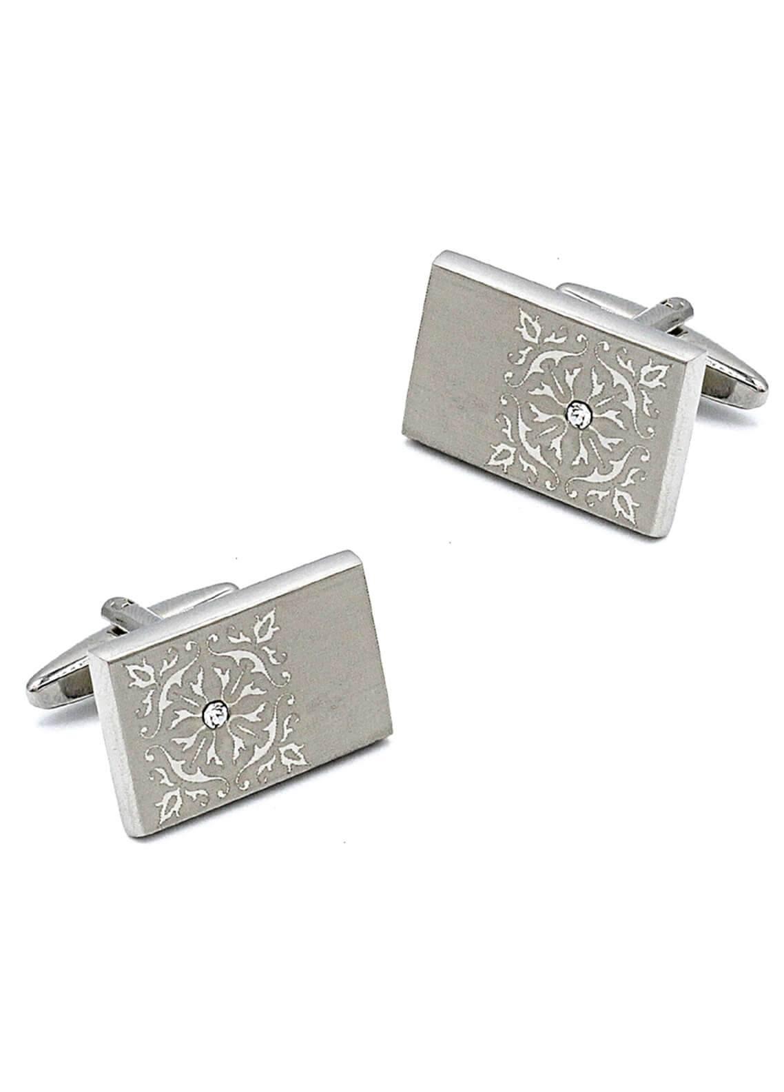 Skangen Stylish Metal  Cufflinks SCFF-X-004 -
