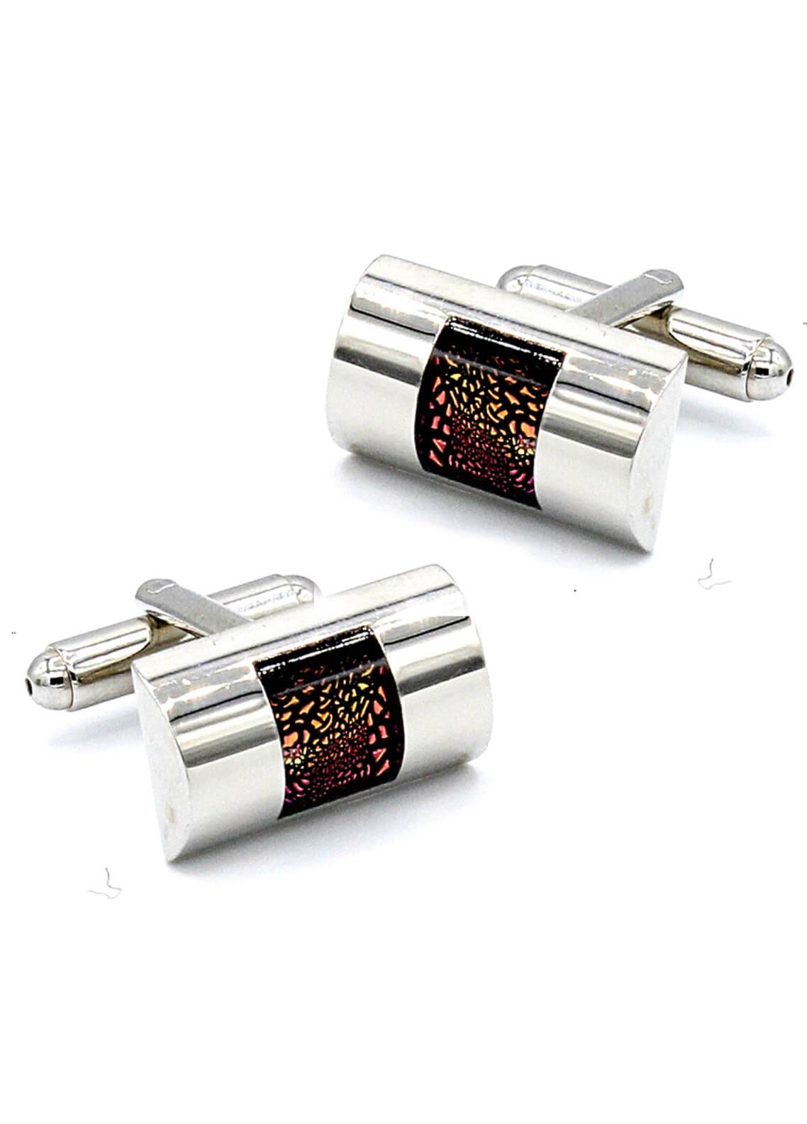 Skangen Stylish Metal  Cufflinks SCFF-X-025 -