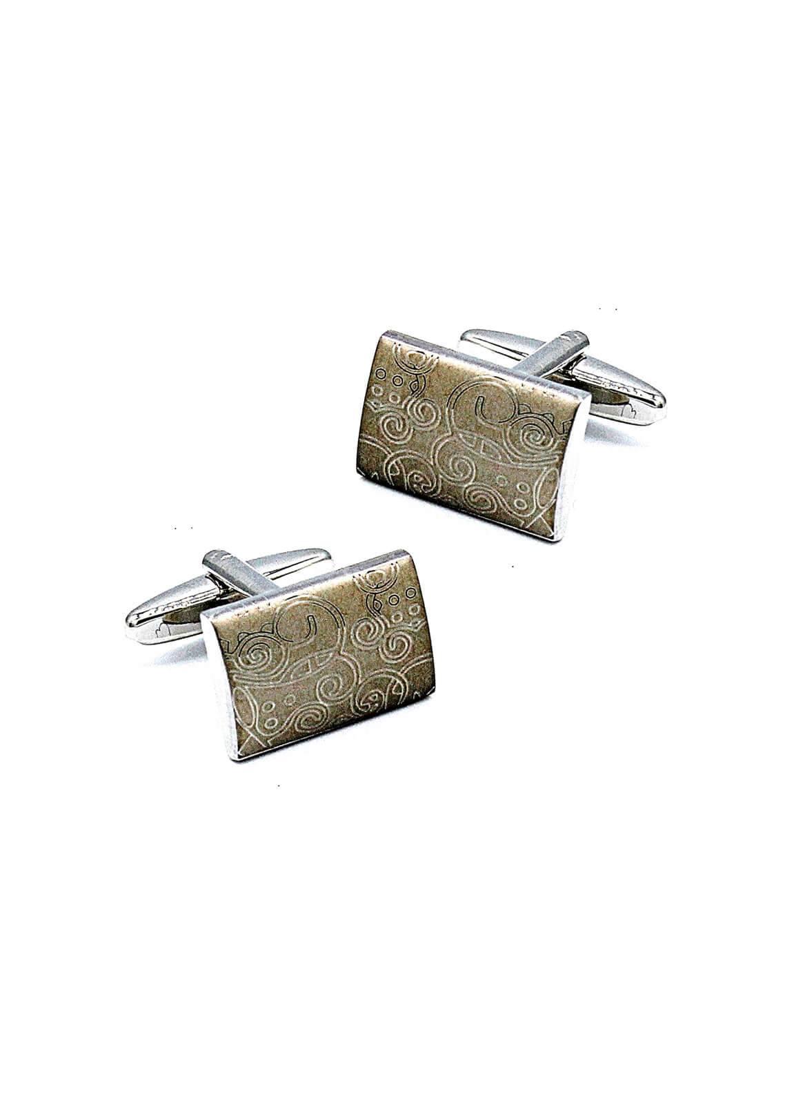 Skangen Stylish Metal  Cufflinks SCFF-X-026 -