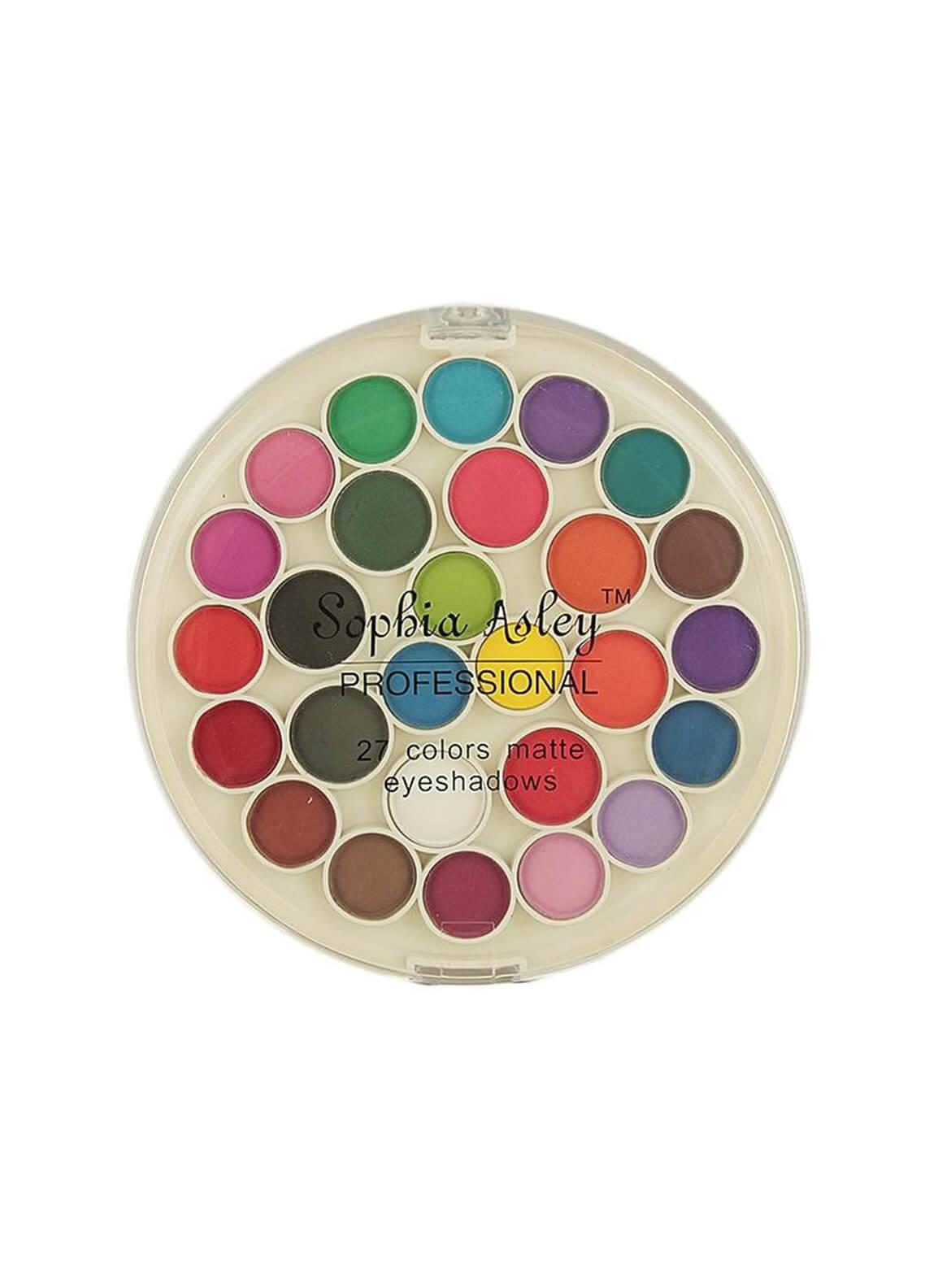 Sophia Asley Eye Shadow 27 Colors  - Matte