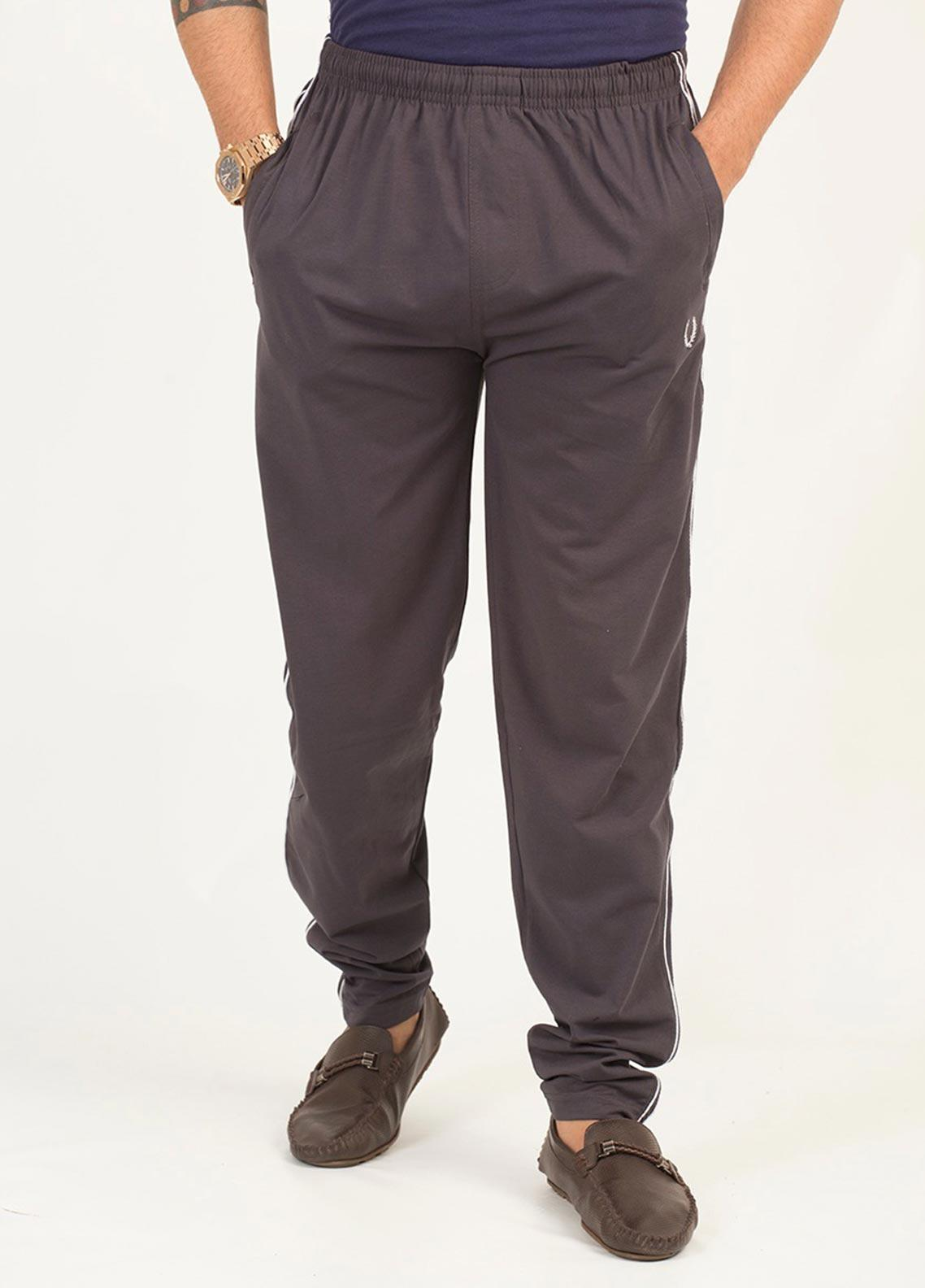UC Clothing Lycra Casual Men Trousers -  02 Slate