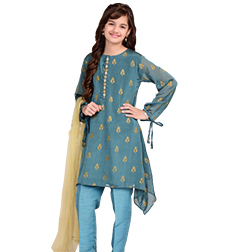 Girls Suits & Kurti